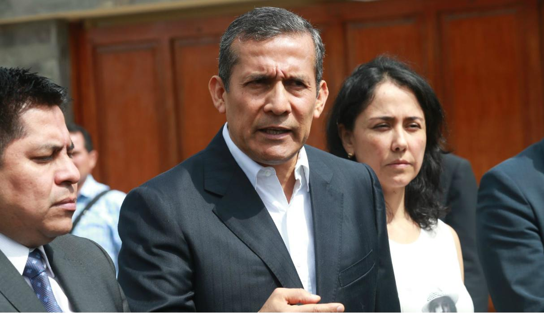 Perú   Ollanta Humala tras incautación de bienes. 'No es una persecución. Este ya es un linchamiento político' (video)