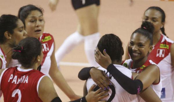 Challenger Cup | Selección Peruana de Voleibol derrotó 3 a 0 a Chile VIDEO