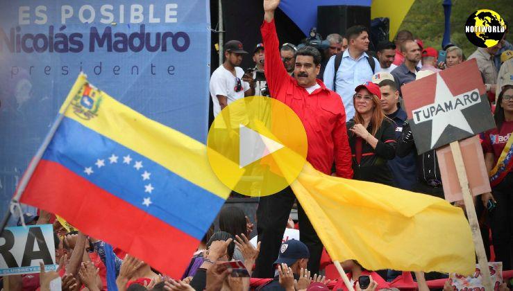 Maduro es Reelegido como Presidente venezolano hasta el 2025