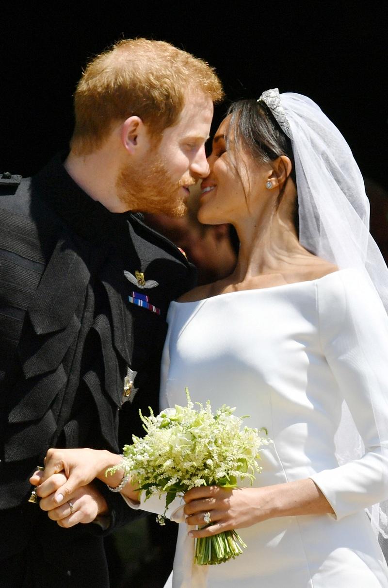 Las mejores fotos de la boda real del príncipe Harry y Meghan Markle
