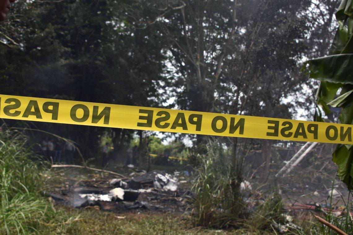 Se contabilizan 112 fallecidos en el trágico accidente aeronáutico de Cuba