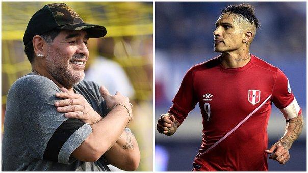 VIDEO. Maradona y su carta de APOYO a PAOLO GUERRERO.