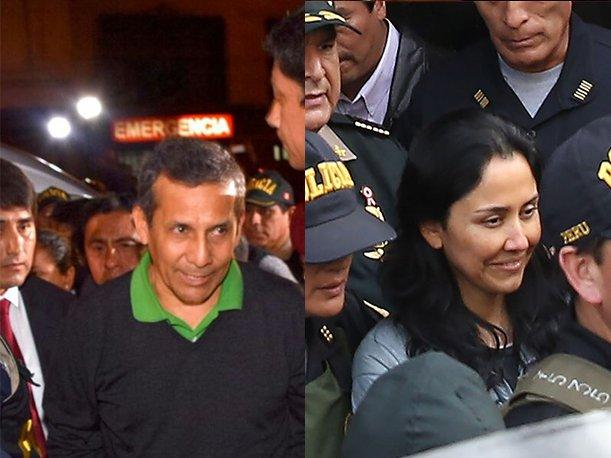 VIDEO. Incautan bienes de ex presidente Humala. LO DEJAN EN LA CALLE.