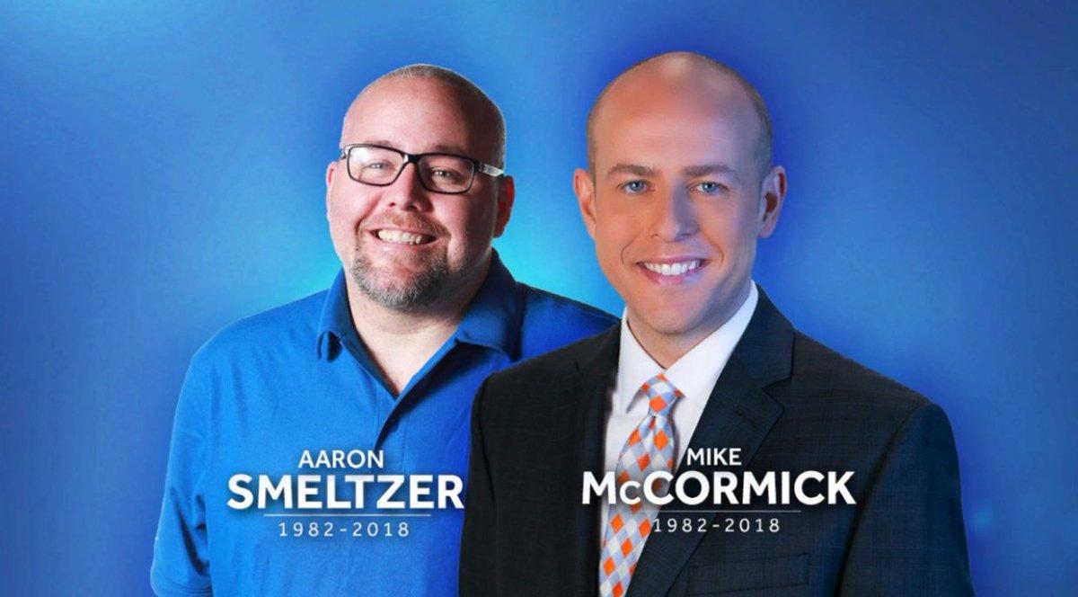 VÍDEO. Mueren dos periodistas en Estados Unidos que cubrian la tormenta Alberto