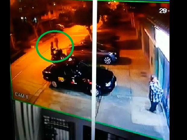 PNP captura a delincuente en el cercado que asaltó a varios transeúntes