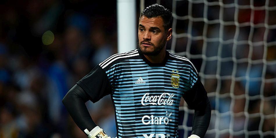 Según esposa del futbolista argentino Sergio Romero, asegura que los médicos confirman que continuara bien en el mundial de Rusia.