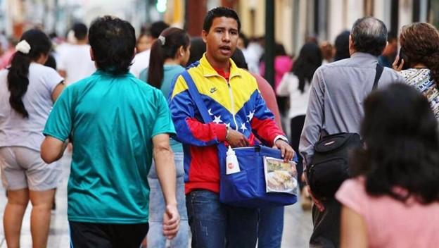 Perú toma medidas migratorias para atender a el éxodo masivo de venezolanos que entra diariamente en el país