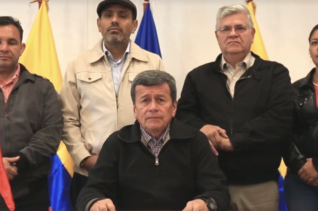 ELN teme el futuro de los diálogos con Nuevo presidente Colombiano