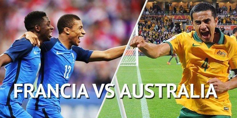VÍDEO. Francia triunfa ante Australia gracias a la Tecnología