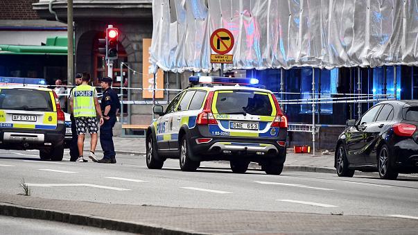 Tiroteo deja cuatro heridos y un muerto en la ciudad sueca de Malmoe