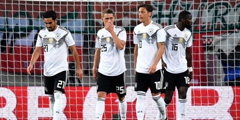 La derrota de Alemania podría dar buenas garantías a Argentina en la fase de Grupos y después