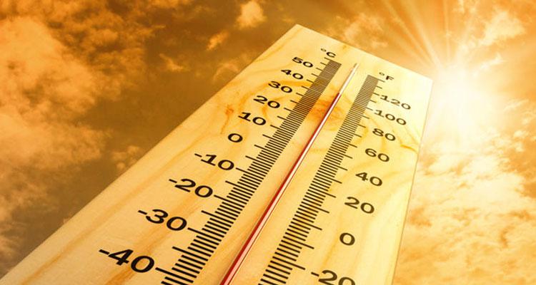 ¡IMPRESIONANTE! En mayo la temperatura de la tierra sobrepasa el promedio del siglo pasado