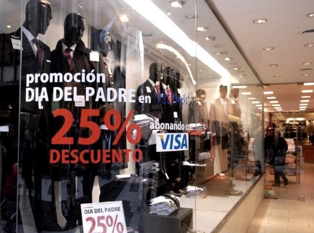 Ventas del Día del Padre en Argentina disminuyeron un 6,4% con respecto al año pasado