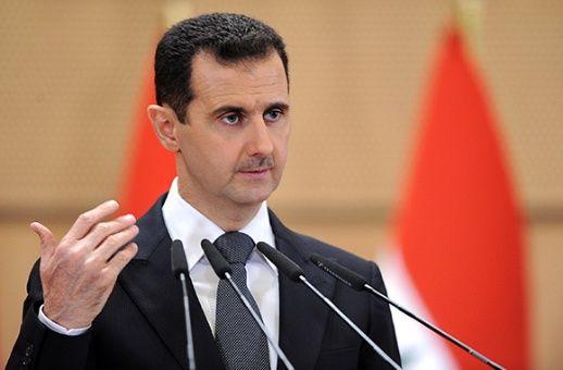 Pro terroristas cascos blancos deben rendirse o serán eliminados. Al-Asad. Siria