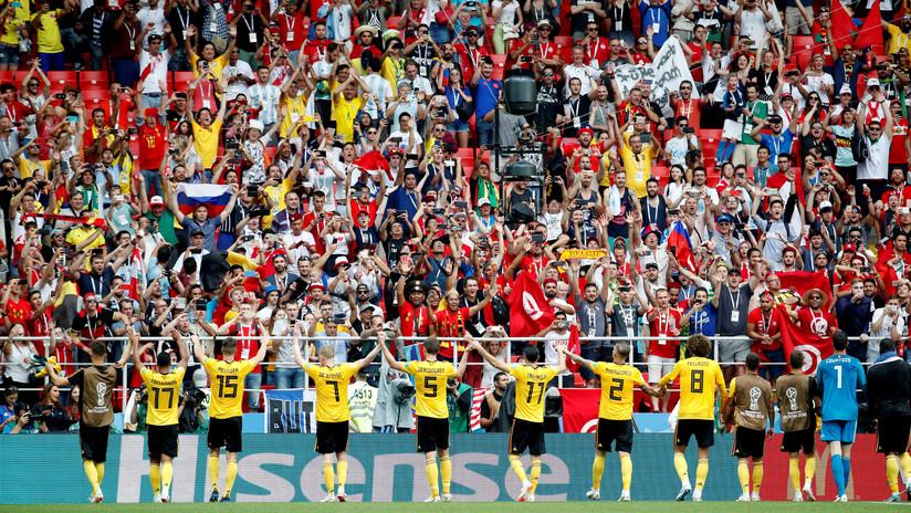 Bélgica vence a Túnez 5-2 y acaba con el sueño de los africanos