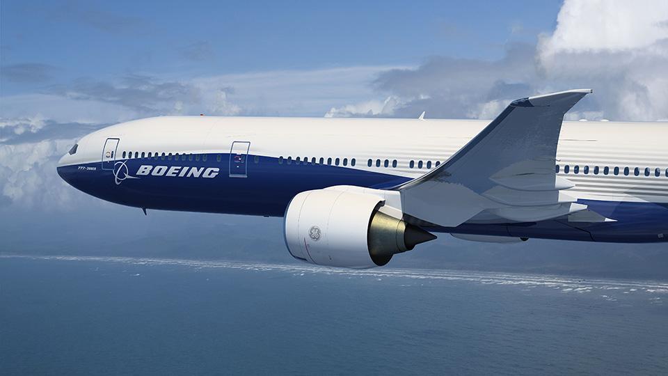 EEUU Compra un Avion Boeing 777 en 1.5 millones solo para destruirlo