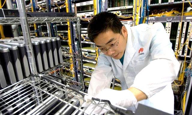 China Repudia la actitud de EEUU. Sobre limitar la inversión extranjera en tecnología