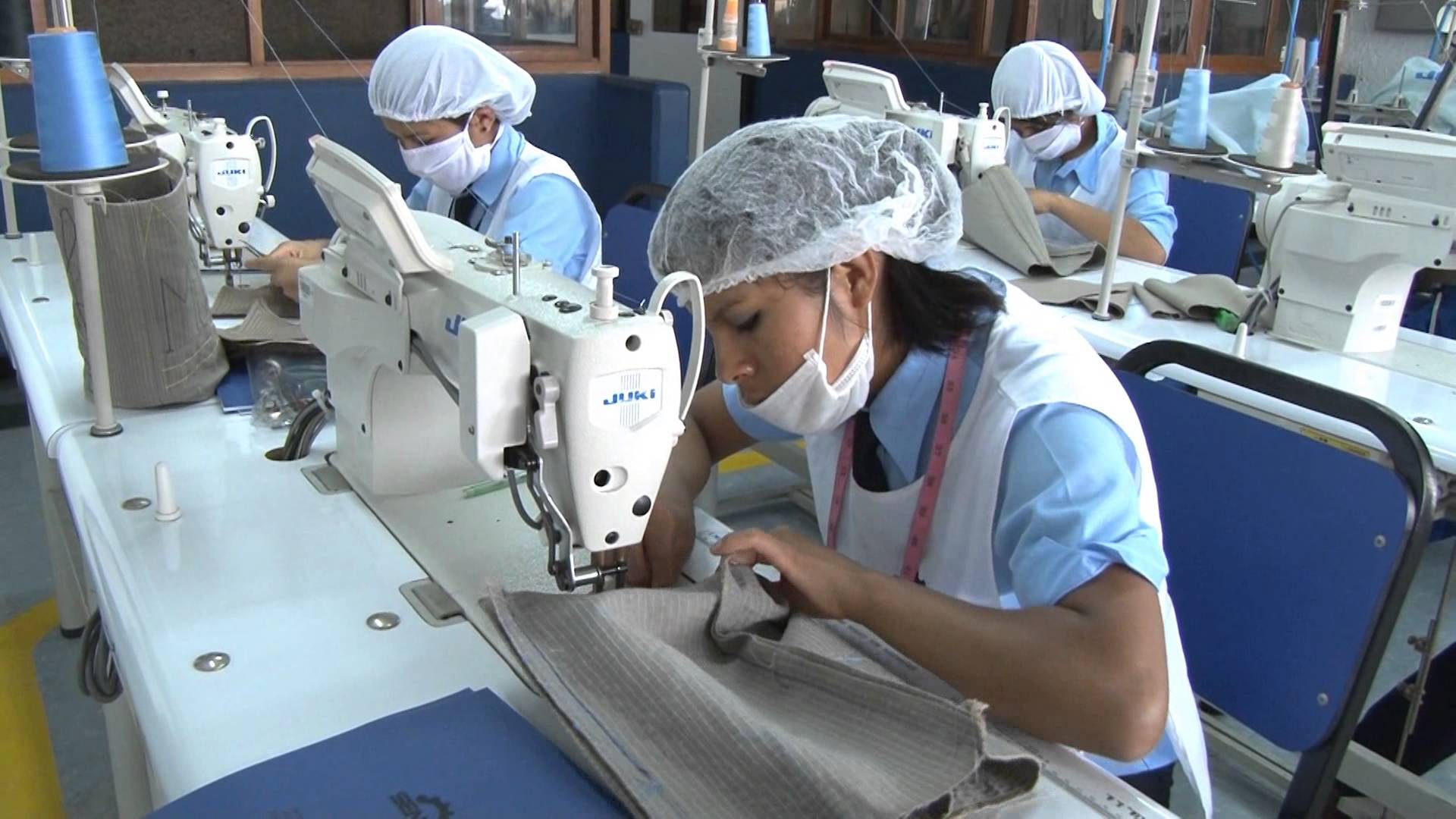 Perú recibe un aumento de la demanda textil de exportaciones a USA