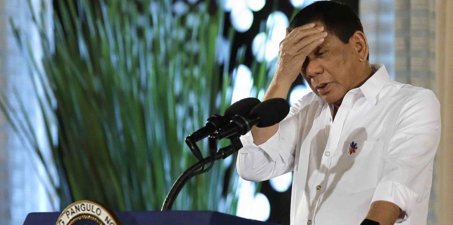 Cristianos Filipinos anuncian que Duterte a desatado la ira de Dios por declaraciones polémicas