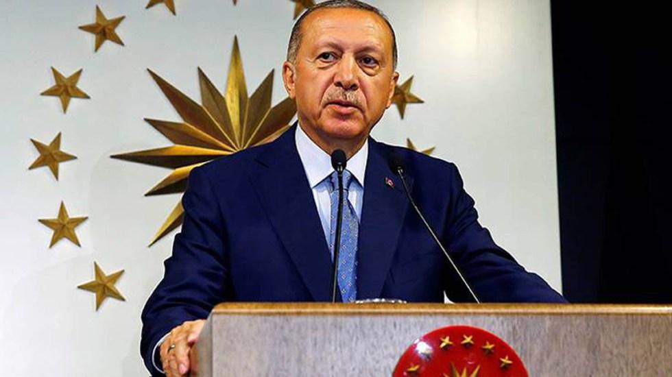 Erdogan acusa a EEUU de traición al no retirar a los kurdos de Manbiy