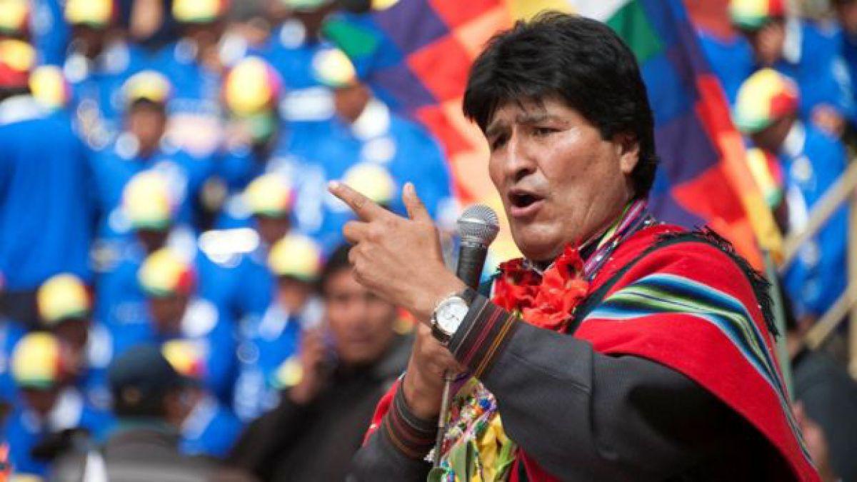 El inicio del nuevo proceso electoral boliviano en el que Evo Morales será candidato