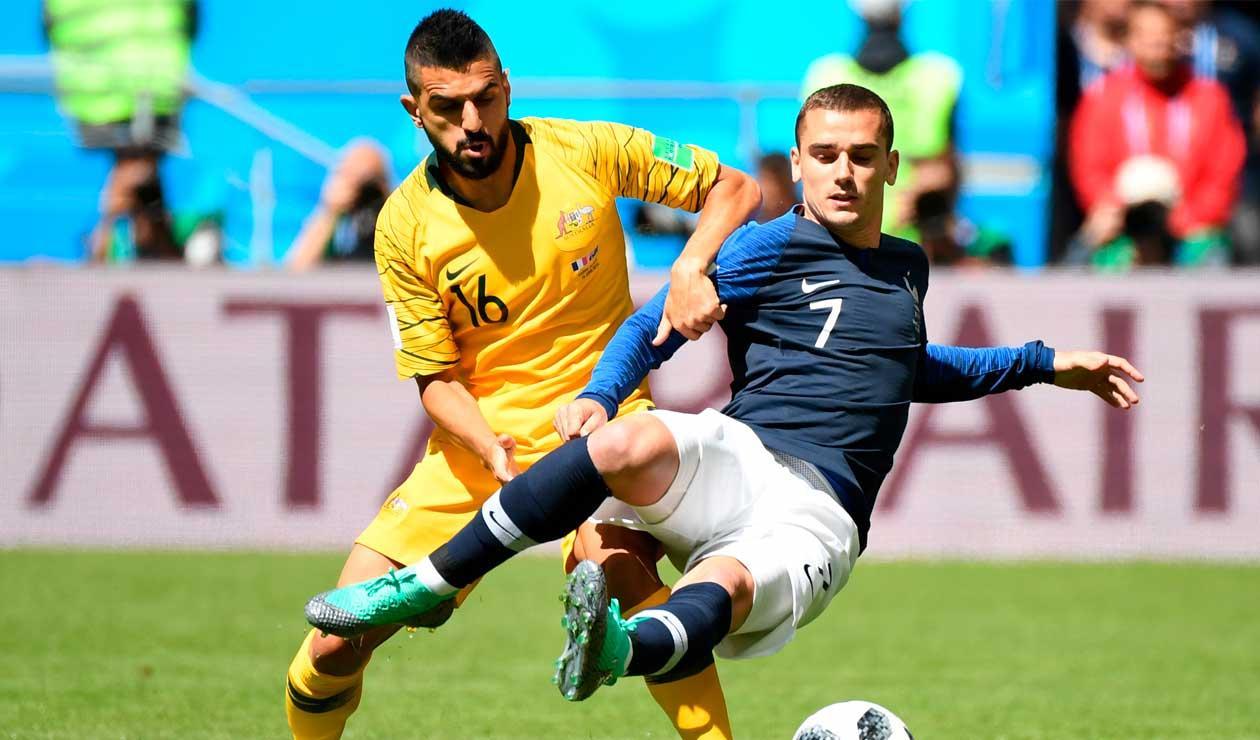 Esto es lo que el juego de Australia vs Francia le puede enseñár a Perú
