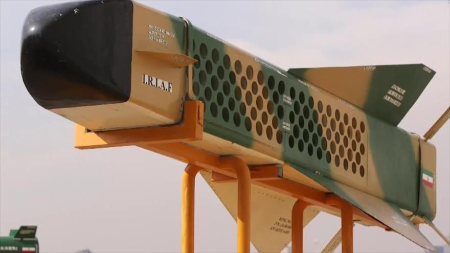 VÍDEO. Este es el nuevo misil Irani que portara 170 mini bombas multiataque en su interior