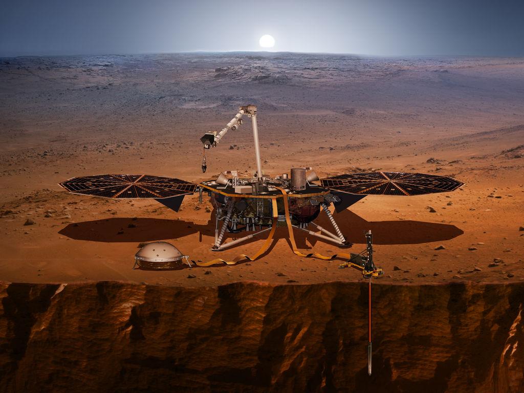 Increíble descubrimiento de la NASA en Marte