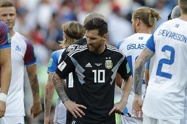 Un desastroso partido de Argentina y su derrota 3-0 ante Croacia