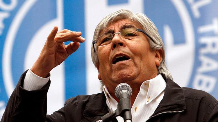 Hugo Moyano: El que no acate el aumento del 25% que se atenga a las consecuencias.  Argentina. Transporte