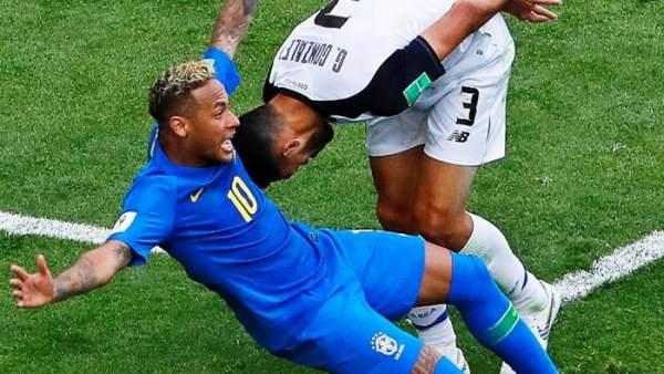 La lluvia de memes tras el Show de Neymar en el partido contra Costa Rica