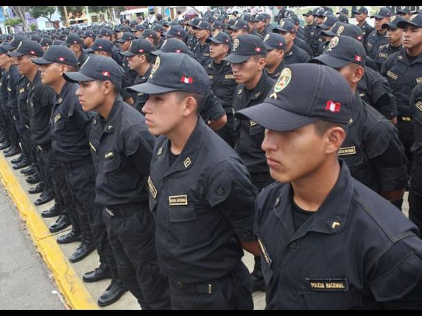 Policía Nacional del Perú rechaza actos de discriminación en sus filas
