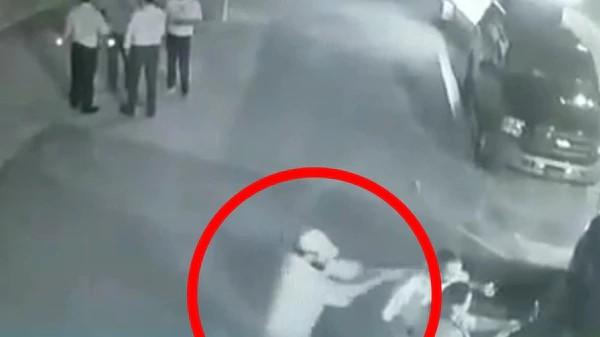 El espantoso Vídeo del asesinato de un político del PRI en México