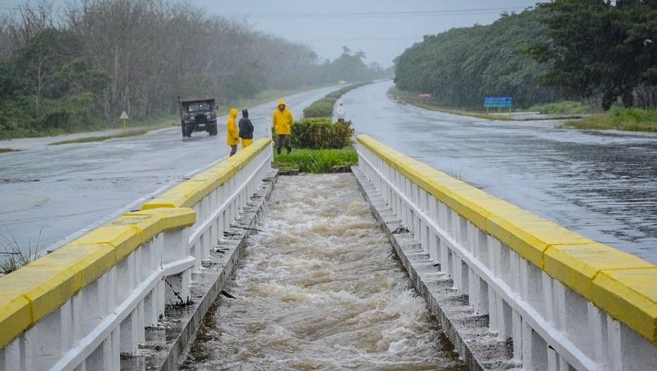 Aumentan a 7 muertos y 2 desaparecidos las victimas por la tormenta Alberto. Cuba
