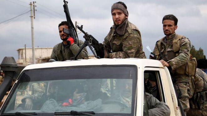 Siria y EEUU frente a frente otra vez en la guerra