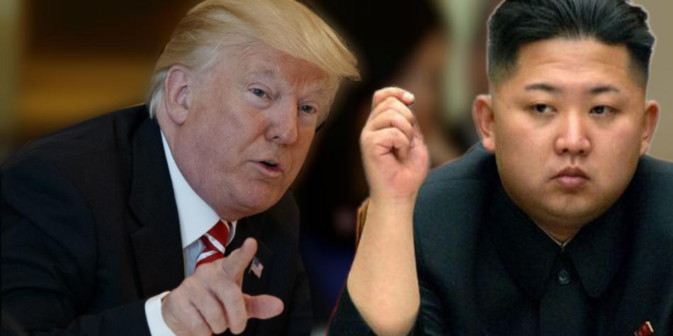 Duros encontronazos entre Tump y Kim antes de su encuentro en la cumbre