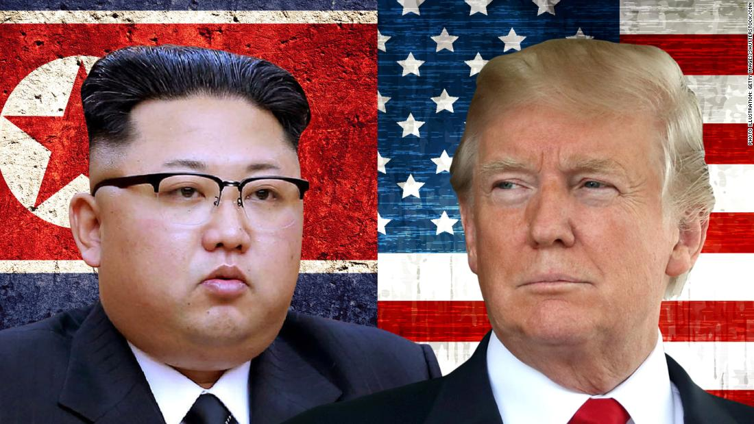 Trump va camino Singapur a reunirse con Kim Jong-un