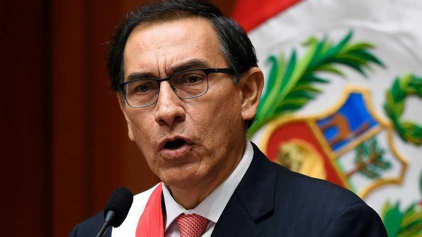 Presidente Vizcarra atacara ley mordaza Fujimorista