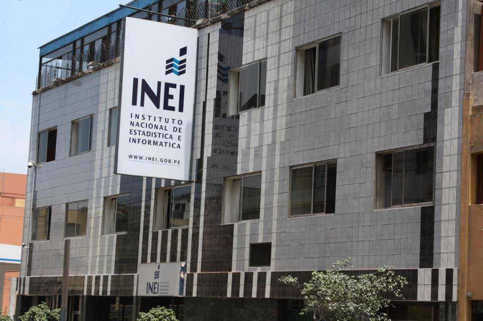 INEI exhibió su plan estratégico nacional para el crecimiento estadístico