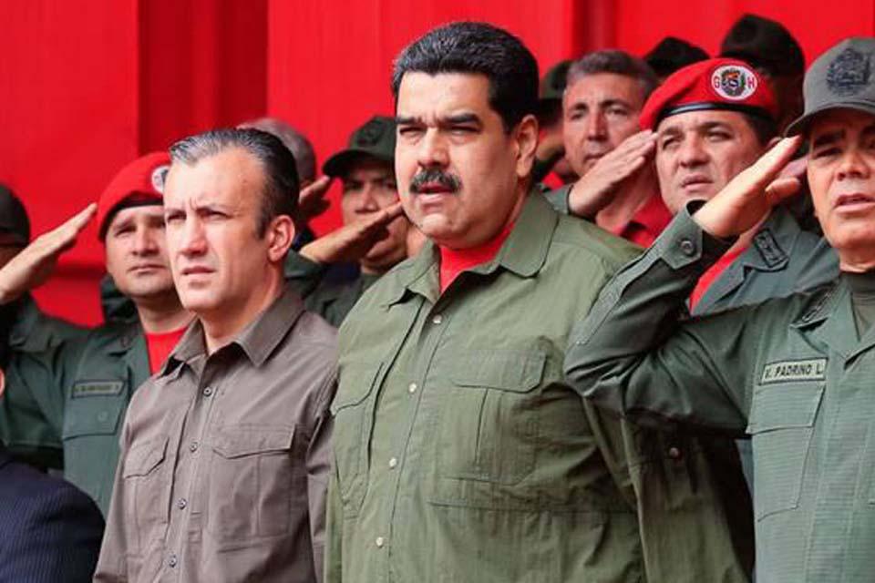 Mandatario Venezolano ante dichos de gringo pone en alerta a tropas de la nación