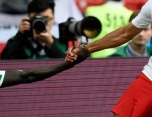 La foto del Mundial de Rusia 2018 que ha conmovido a todos