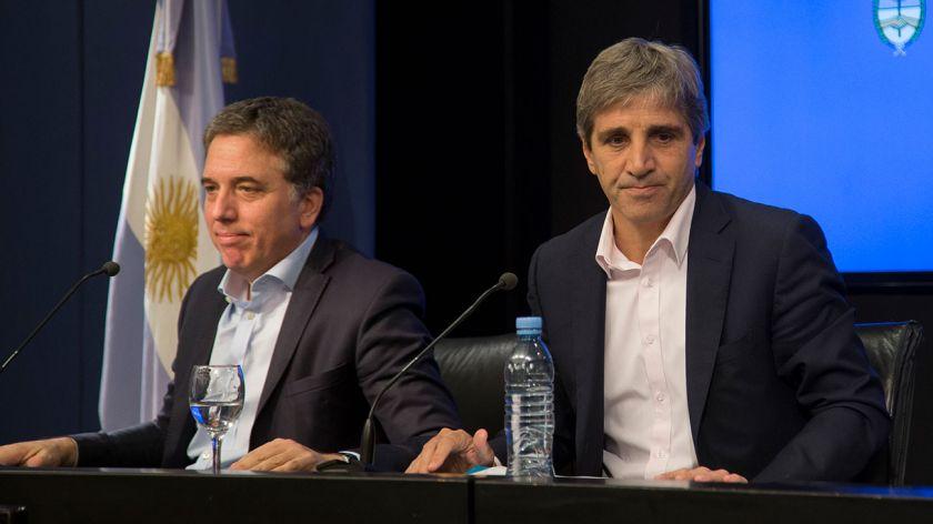 """""""Logramos avanzar en un consenso global"""", expresó Nicolás Dujovne en el cierre del G20"""