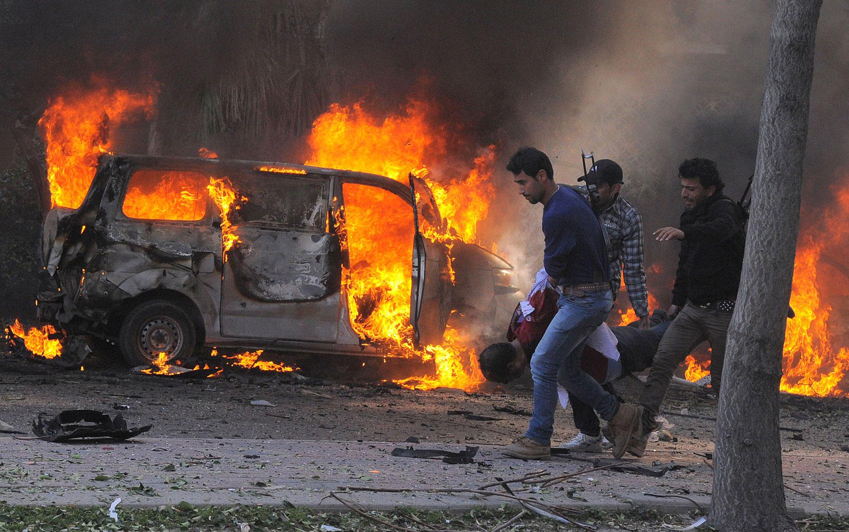 Un ataque suicida deja a 4 muertos y varios heridos en la capital de Somalia