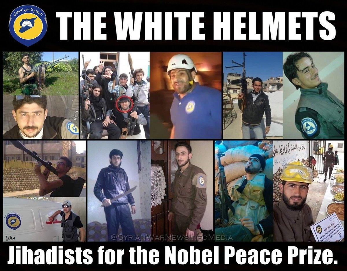 VÍDEO. Israel Rescata a los cascos blancos pro terroristas de Siria