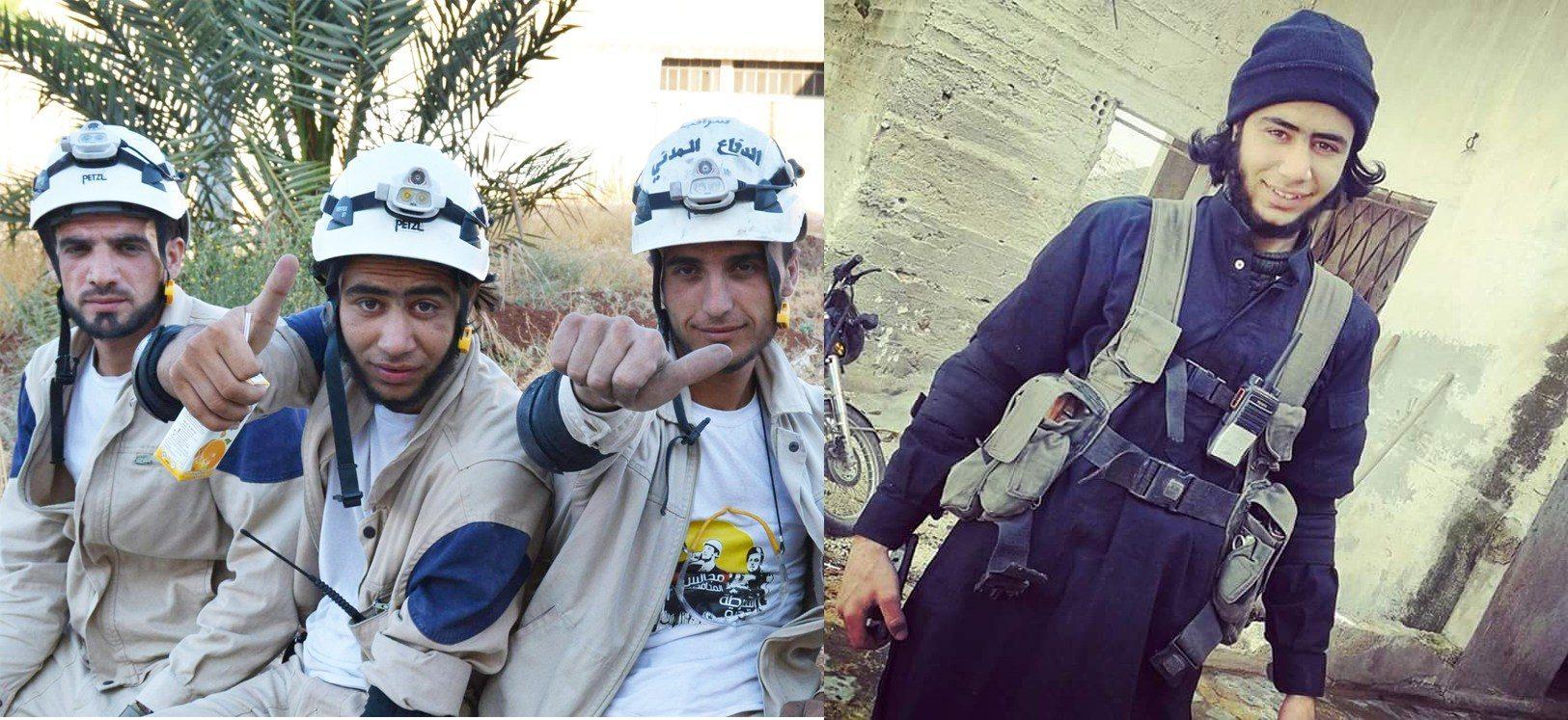 RUSIA. La evacuación de los cascos blancos de Siria demuestra el apoyo directo de Israel al terrorismo