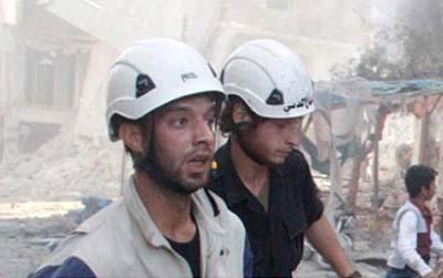 Siria asegura que los cascos blancos son mano oculta del espionaje británico