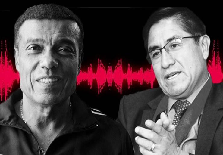 Juez Hinostroza defiende a Teófilo Cubillas en caso de los audios CNM