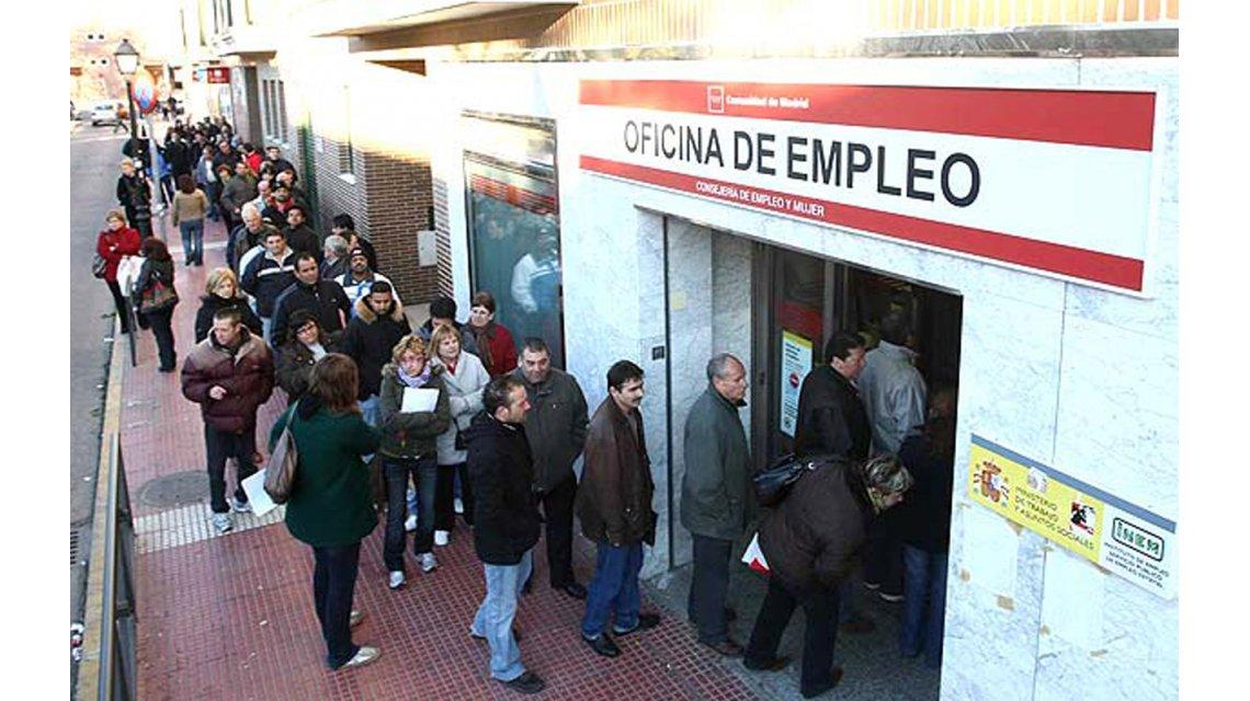 Desempleo en Argentina sigue aumentando a ritmo acelerado. Estudio