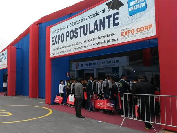 La 'Expo Postulante' Dará guias a estudiantes para su orientación academica