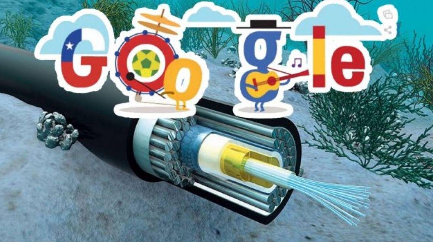 Google presenta su nuevo cable submarino transatlántico que lleva por nombre (DUNANT)